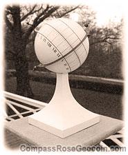 Monticello Sun Dial